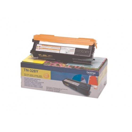 Originalni toner Brother TN328Y High Yield