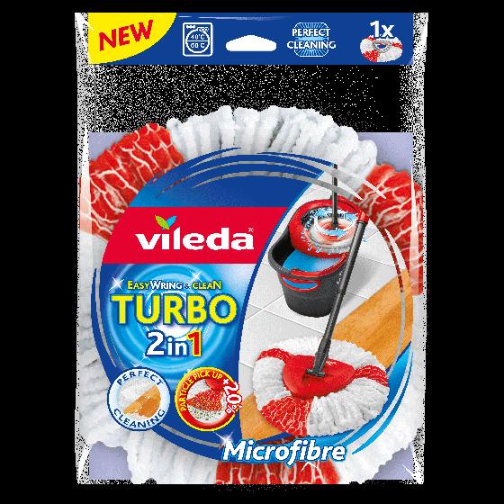 VILEDA Turbo Mop (Ewc) Refil 2 U 1