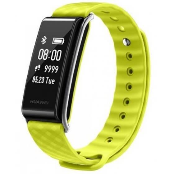 Huawei A2 smartband yellow