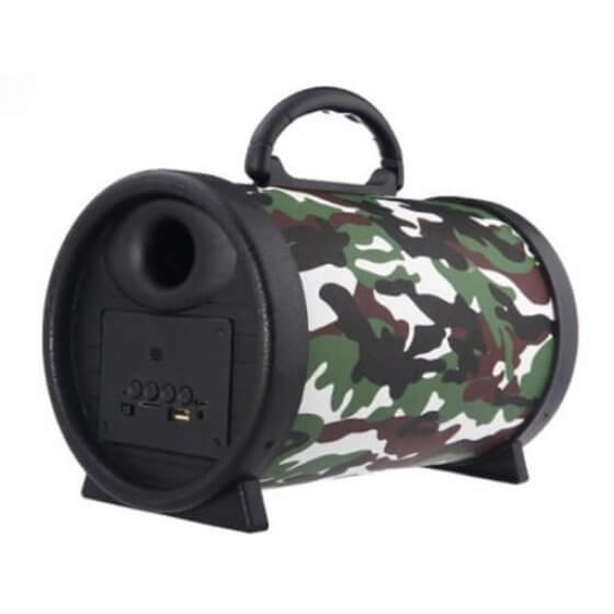 REBELTEC SoundTube 160 wireless speaker camo