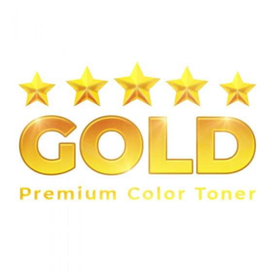 Zamjenski toner OKI GOLD C532 / 46490605 Yellow