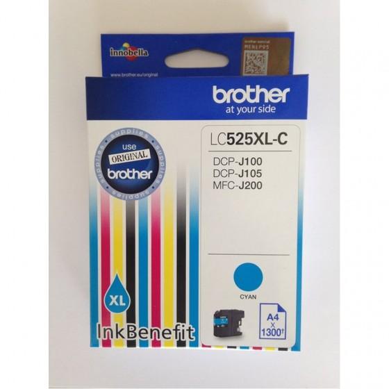 Originalna tinta Brother LC525XL C
