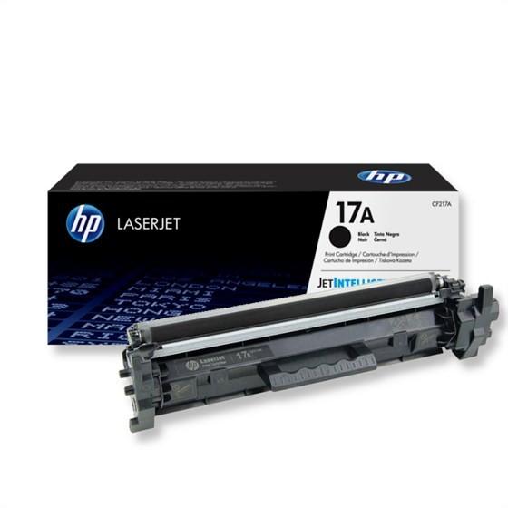 Original toner HP CF217A / 17A Bk