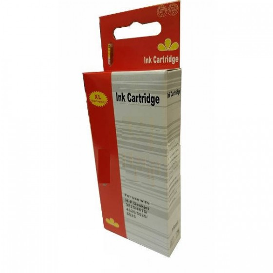 Zamjenska tinta HP No.301XL, (CH563/CH561) Bk