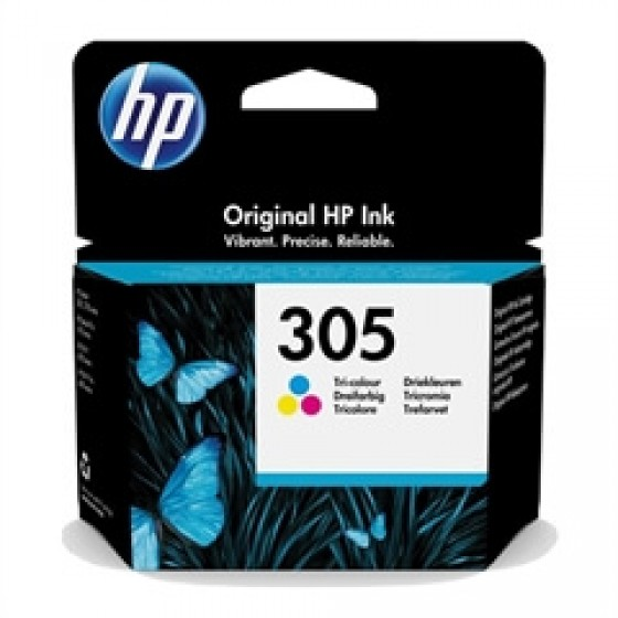 Originalna tinta HP HP No.305 / Nr.305 / 3YM60AE Tricolor