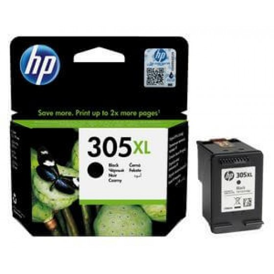 Originalna tinta HP 305XL (3YM62AE) Black original tinta