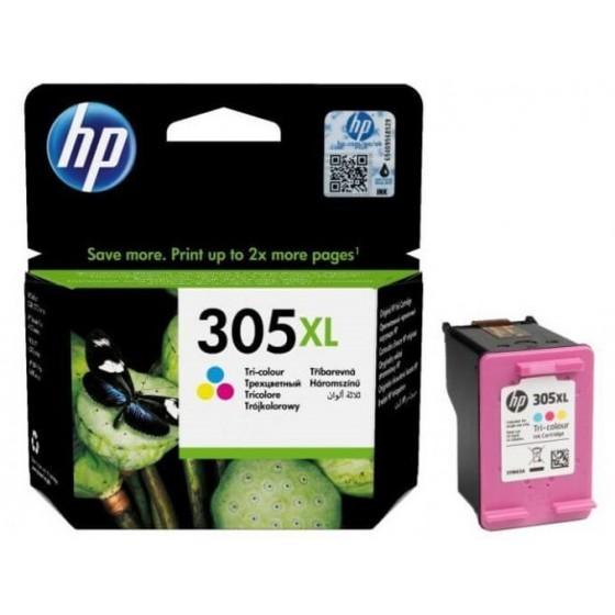 Originalna tinta HP 305XL (3YM63AE) Tricolor original tinta