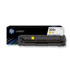 Originalni toner HP 203X Yellow LJ CF542X