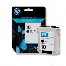 Originalna tinta HP C4844AE Bk 69ml No.10