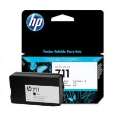 Originalna tinta HP CZ133EA No.711 Bk 80ml