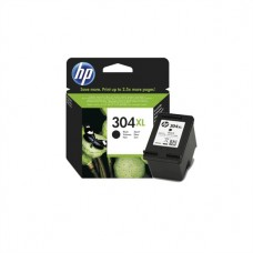 HP 304XL N9K08AE Black original tinta