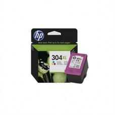 Originalna tinta HP Original tinta HP No.304XL / Nr.304XL / N9K07AE Tri-Color