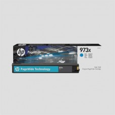 Originalna tinta HP F6T81AE 973X High Yield Cyan