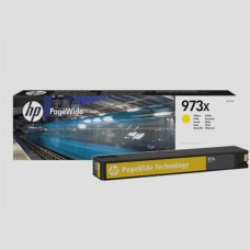 Originalna tinta HP F6T83AE 973X High Yield Yellow