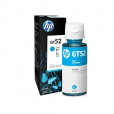 HP GT52 Cyan M0H54AE Original Ink Bottle original tinta