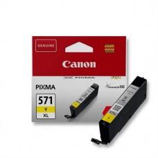 Originalna tinta Canon CLI571 XL Yell