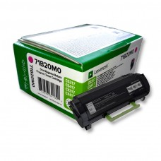 Originalni toner Lexmark CS/CX417/517 Bk High Yield