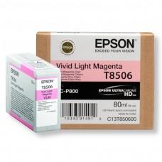 Originalna tinta Epson T8506 80ml LM