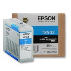 Originalna tinta Epson T8502 80ml C