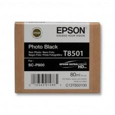 Originalna tinta Epson T8501 80ml BK
