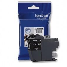 Originalna tinta Brother LC3617 BK 550 str