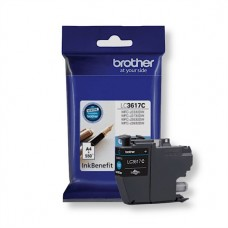 Originalna tinta Brother LC3617 Cy 550 str