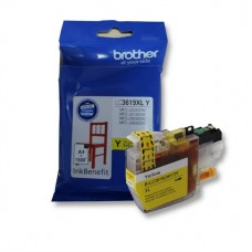 Originalna tinta Brother LC3619XL YE 1.5k