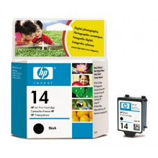 Originalna tinta HP C5011DE Bk 26ml No.14