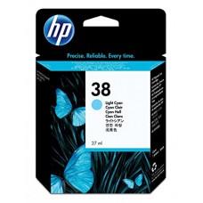 Originalna tinta HP C9418A light C 27ml No.38