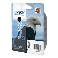 Originalna tinta Epson T007 Bk 16ml