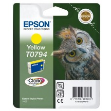 Originalna tinta Epson T0794 Y