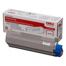 Originalni toner Oki C5650/C5750 Y