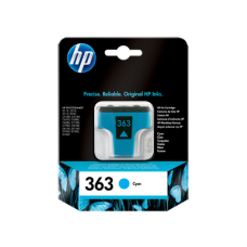 Original tinta HP C8771EE / C8771 / No.363 / Nr.363 4ml Cyan