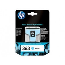 Original tinta HP C8774EE / C8774 / No.363 / Nr.363 Light Cyan