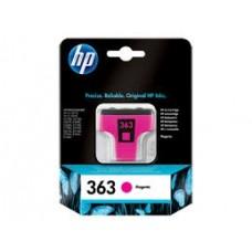 Original tinta HP C8772EE / C8772 / No.363 / Nr.363 Magenta 3.5ml