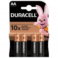 Baterija DURACELL AA Simply 4/1 LR6