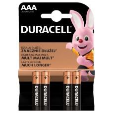 Baterija DURACELL AAA Simply 4/1 LR3