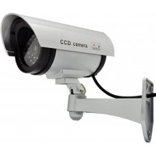 Kamera lažna za vanjsku montažu Silver