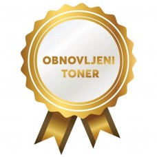 Obnovljeni toner HP Q3962A Yellow