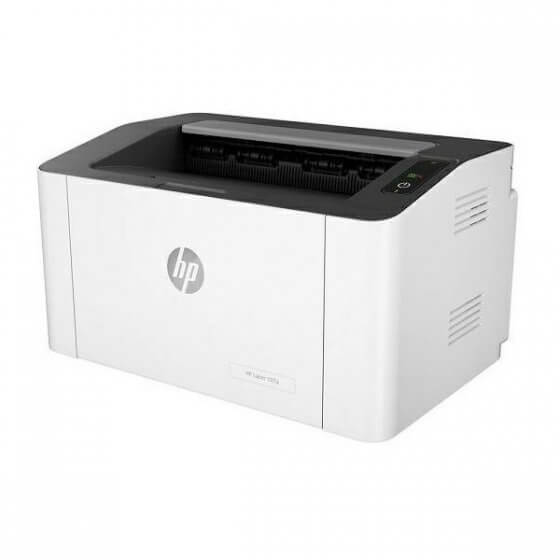 HP Laser 107w Printer, 4ZB78A