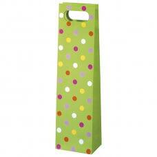 Vrećice ukrasne-boca Dots green Herlitz 11275633