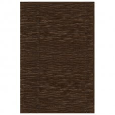 Papir krep 180g 50x250cm Cartotecnica Rossi 568 tamno smeđi