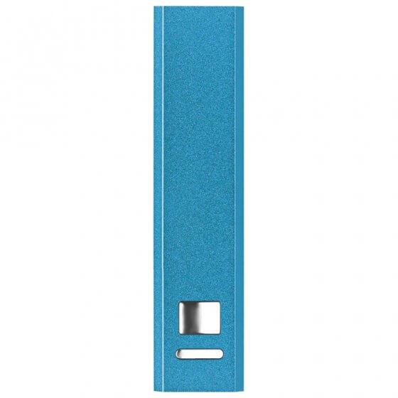 Punjač za mobilne uređaje aluminijski prijenosni plavi
