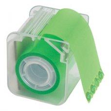 Traka ljepljiva Memograf 50mm/10m na stalku Fost zelena