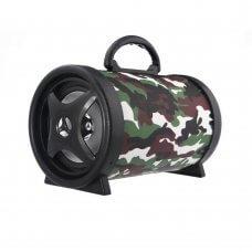 REBELTEC SoundTube 160 wireless speaker camo