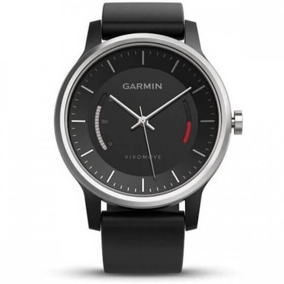 Garmin Vivomove smartwatch black