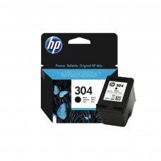 Originalna tinta HP N9K06AE No.304 Bk