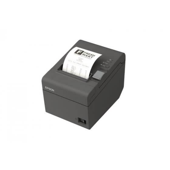 Pisač TM-T20II CRNI+PS180 USB i SER